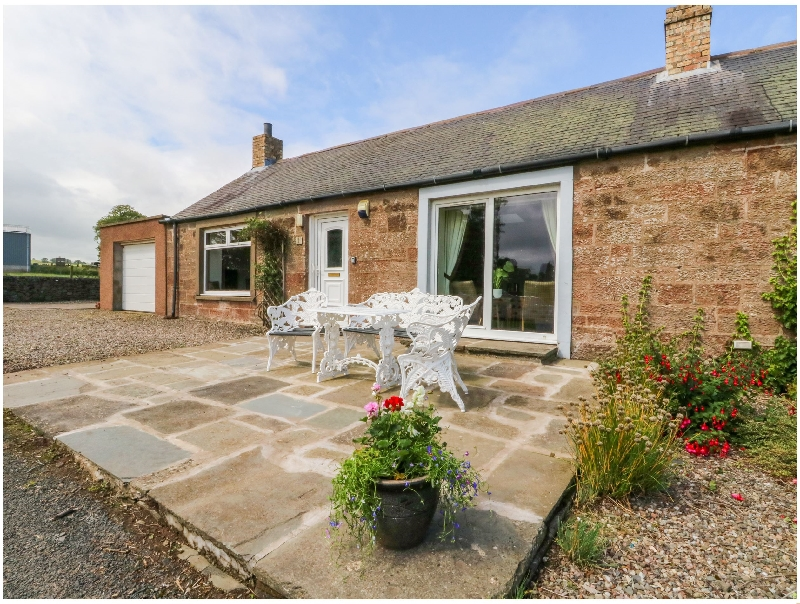 Glennie a british holiday cottage for 4 in ,