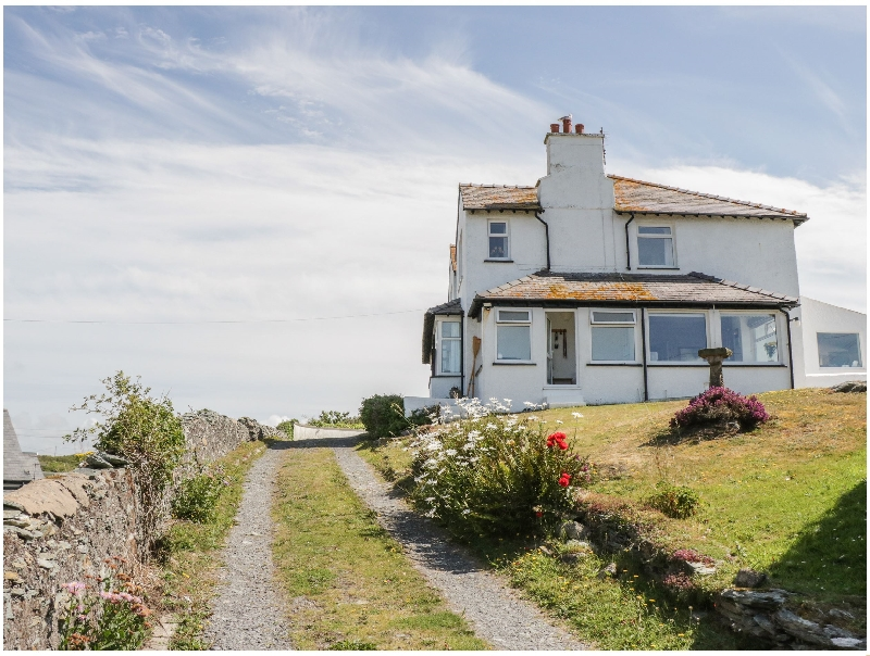 Bryn Gors a british holiday cottage for 7 in ,