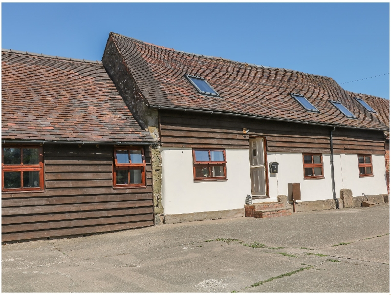 Old Hall Barn 3 a british holiday cottage for 6 in ,