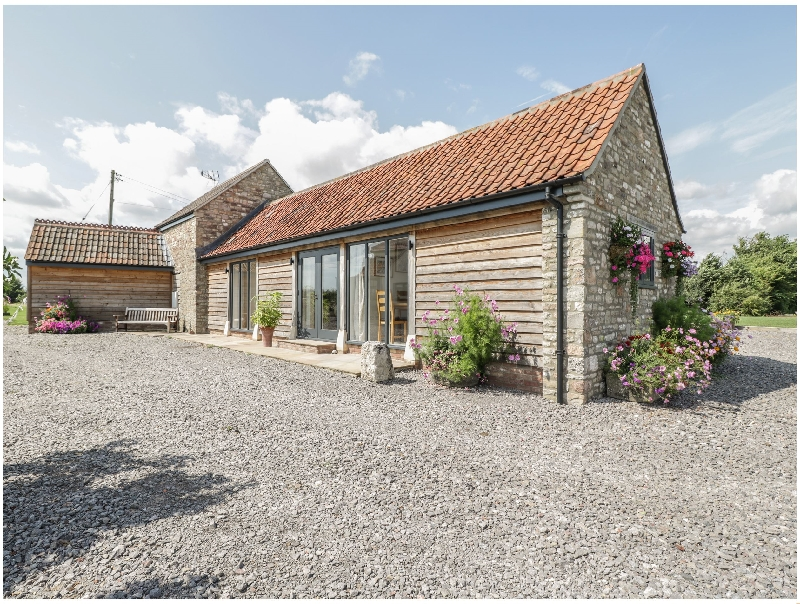 Golden Valley Barn a british holiday cottage for 4 in ,