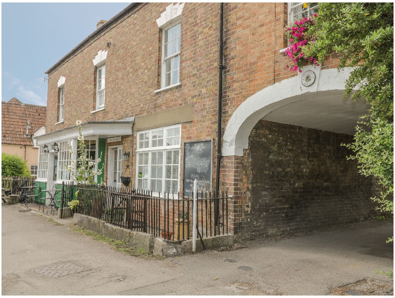 Wards Court 2 a british holiday cottage for 6 in ,