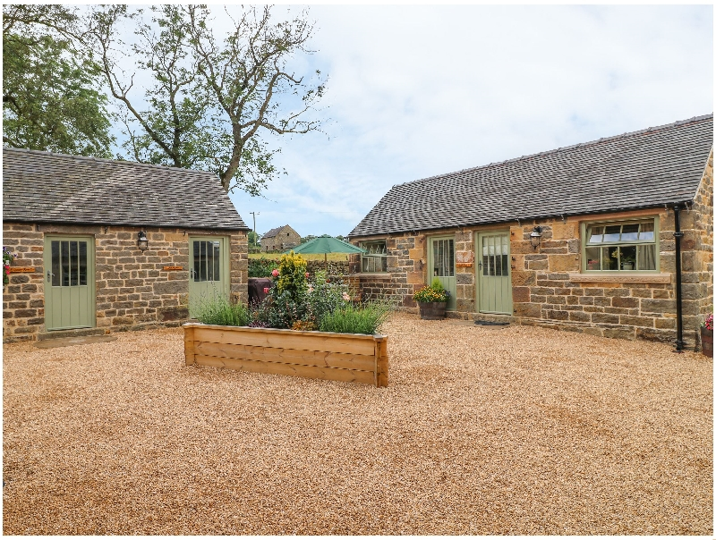 Calf Shed a british holiday cottage for 2 in ,
