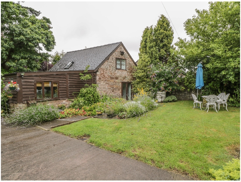 Pembridge Cottage a british holiday cottage for 4 in ,
