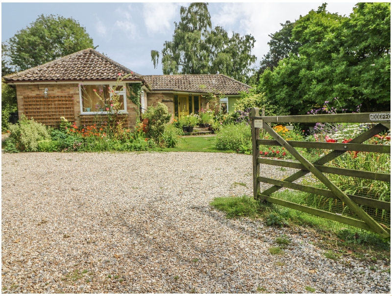 Little Yaffle a british holiday cottage for 2 in ,