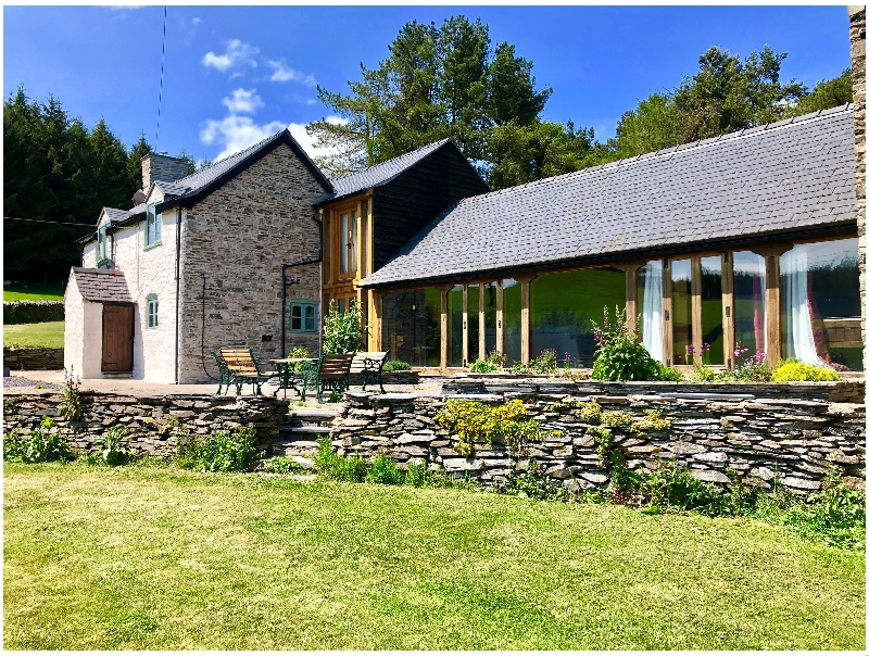 Pant Dafydd Goch a british holiday cottage for 17 in ,
