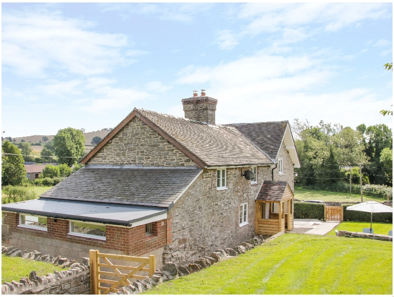 Little Bicton a british holiday cottage for 6 in ,