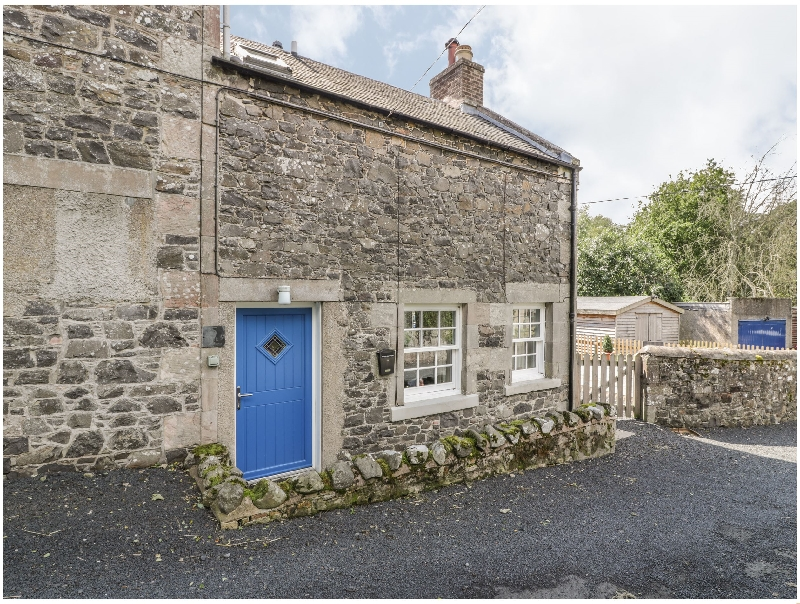 Kirk Cottage a british holiday cottage for 2 in ,