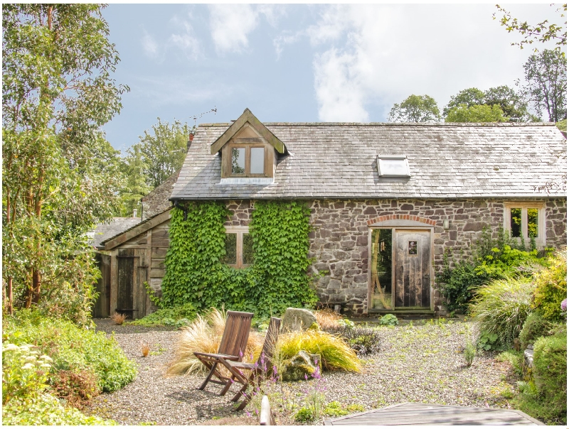 Birchope Byre a british holiday cottage for 4 in ,