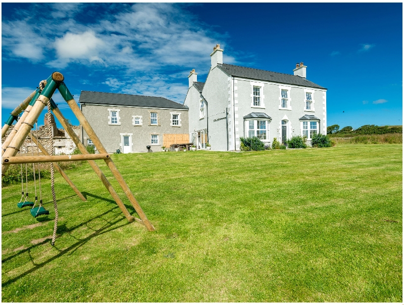 Mountain View a british holiday cottage for 12 in ,