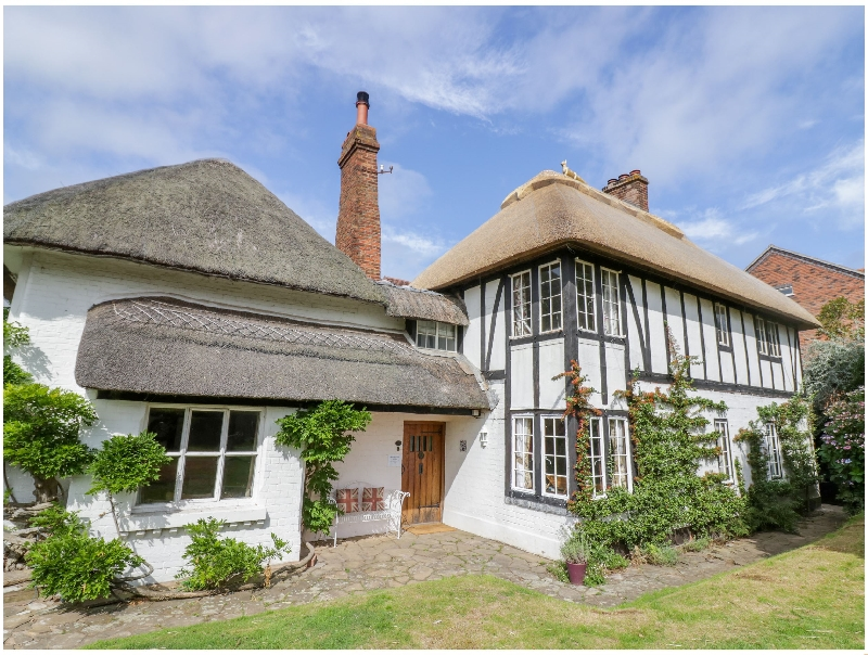 Fox Cottage a british holiday cottage for 2 in ,