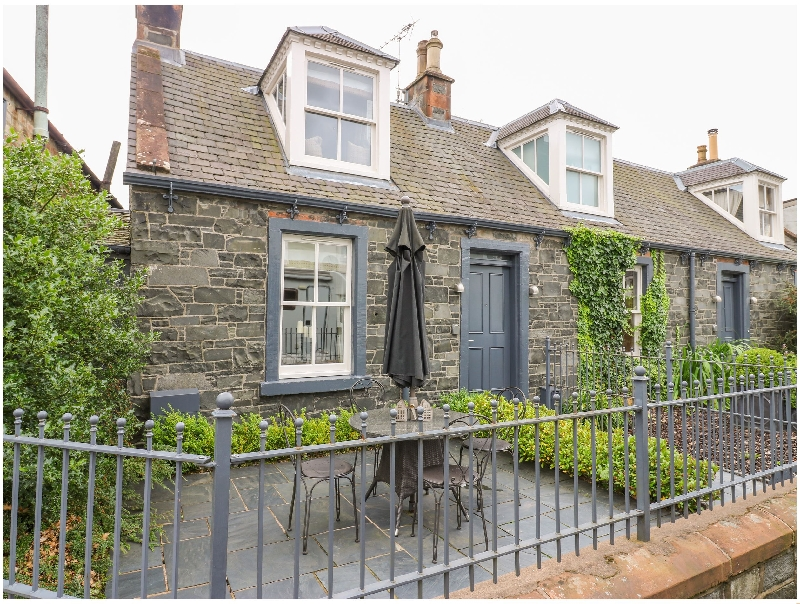 Wee Cottage a british holiday cottage for 2 in ,