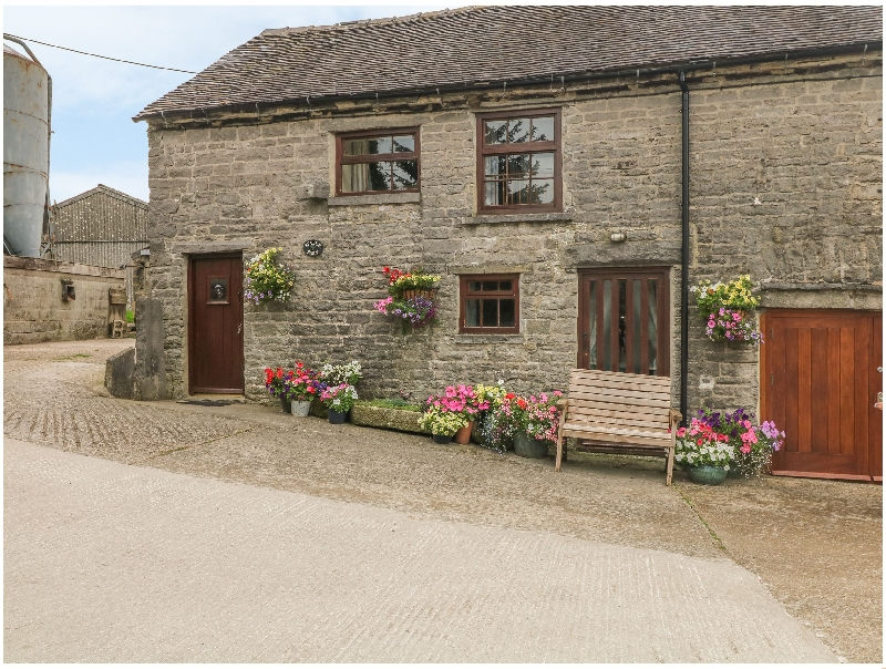 Stable Barn a british holiday cottage for 4 in ,
