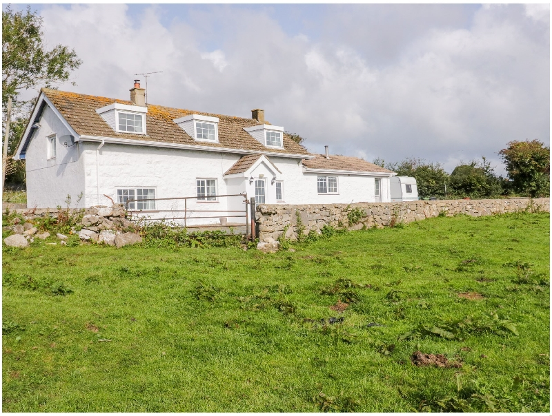 Rhous a british holiday cottage for 7 in ,