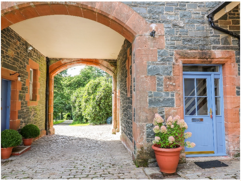 Stable Retreat a british holiday cottage for 4 in ,