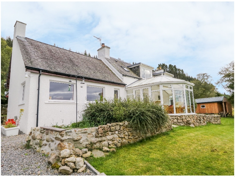 Birch Cottage a british holiday cottage for 6 in ,