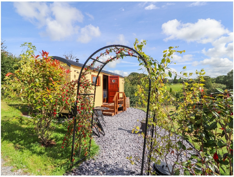 The Gypsy a british holiday cottage for 2 in ,