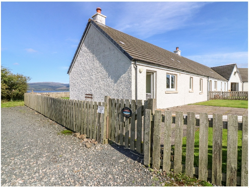 Sunset Cottage a british holiday cottage for 4 in ,