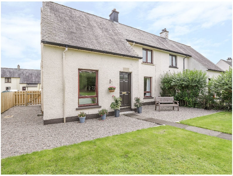 6 Aonachan Gardens a british holiday cottage for 6 in ,