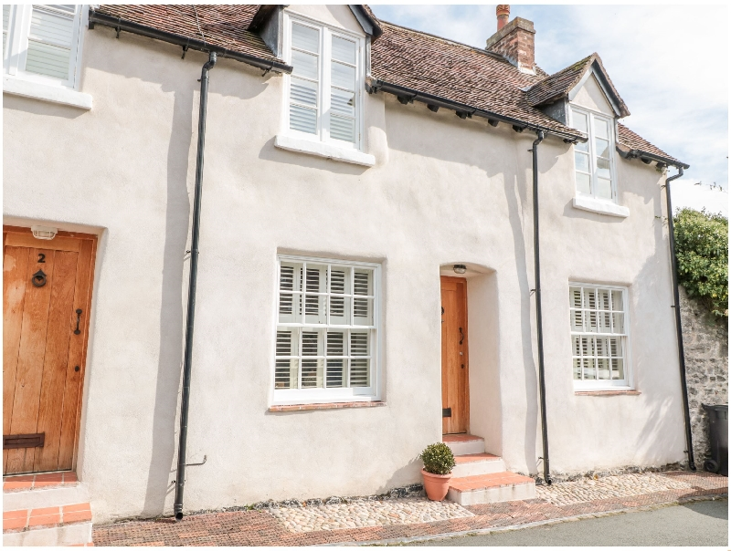 Curly's Cottage a british holiday cottage for 4 in ,
