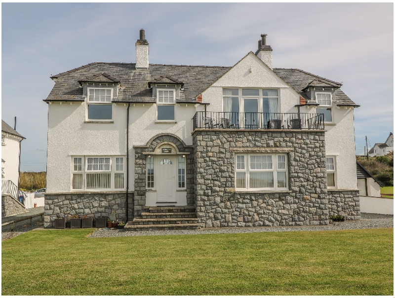 Anchorage House a british holiday cottage for 8 in ,
