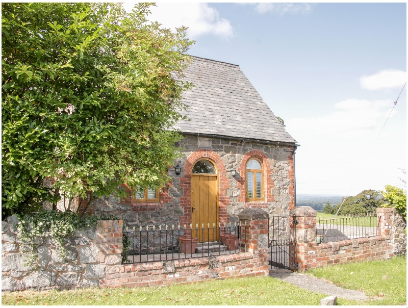 Bausley Chapel a british holiday cottage for 2 in ,