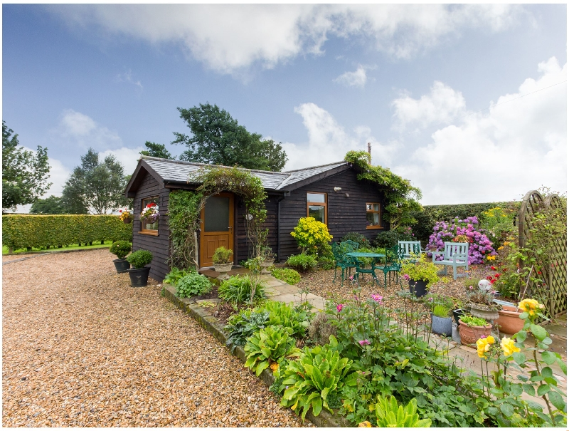 The Garden Cottage a british holiday cottage for 3 in ,