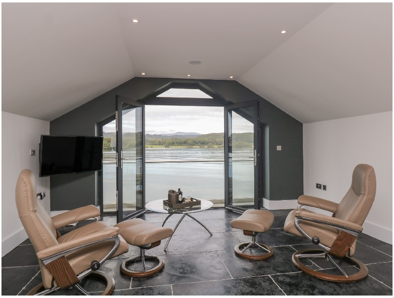 Click here for more about The Boat House at Louper Weir
