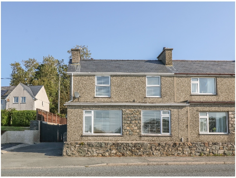 2 Bron Dwyfor a british holiday cottage for 5 in ,