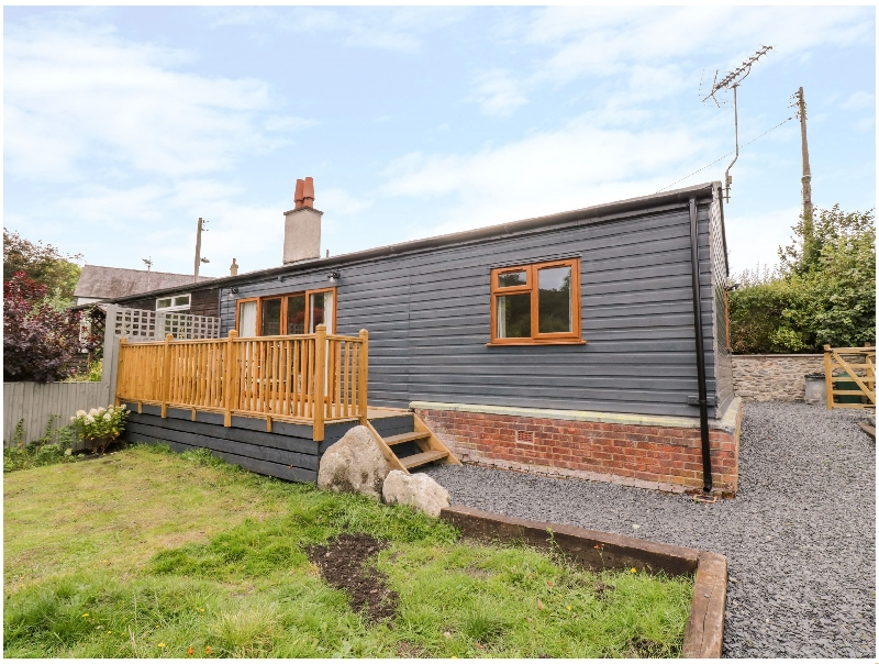 The Bungalow a british holiday cottage for 4 in ,