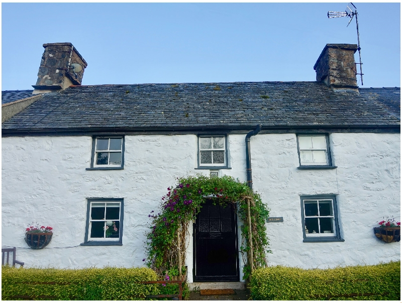 Bryn Conwy a british holiday cottage for 6 in ,