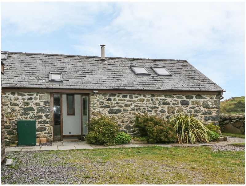 Y Beudy a british holiday cottage for 5 in ,