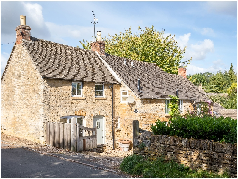 Orchard House a british holiday cottage for 6 in ,