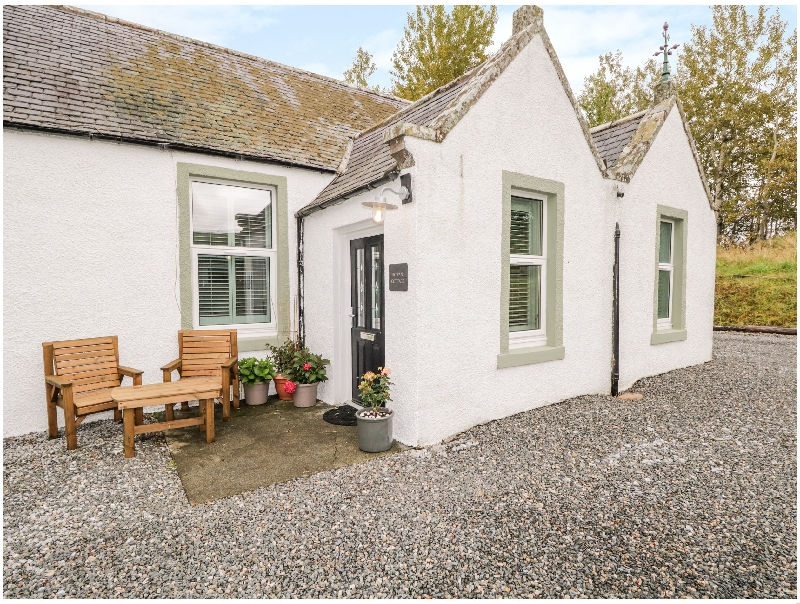 Rowan Cottage a british holiday cottage for 4 in ,