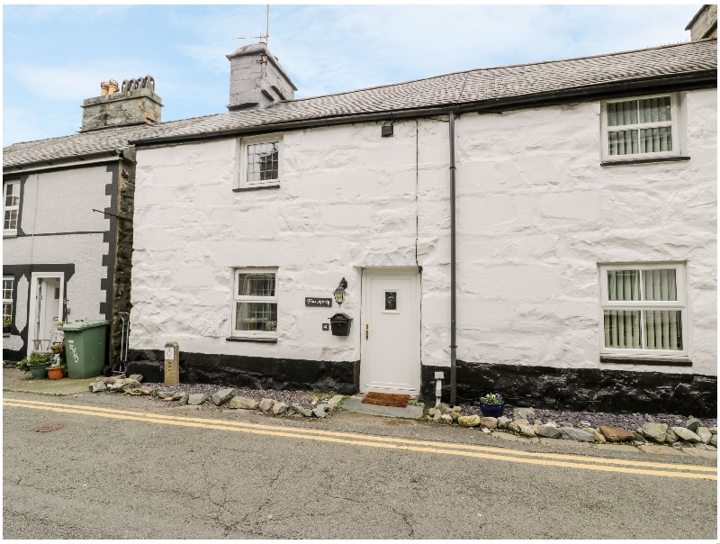 Plas Arenig a british holiday cottage for 4 in ,
