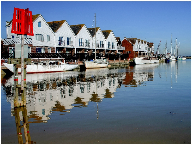 16 The Boathouse a british holiday cottage for 2 in ,