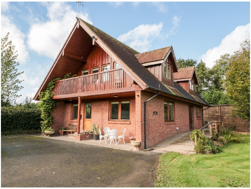 Lower Plowsters a british holiday cottage for 6 in ,