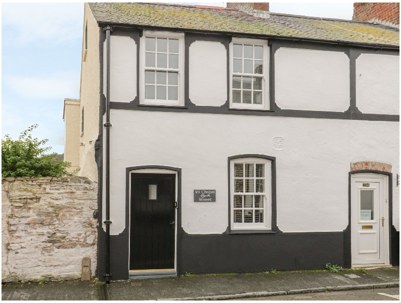 23 Chapel Street a british holiday cottage for 6 in ,