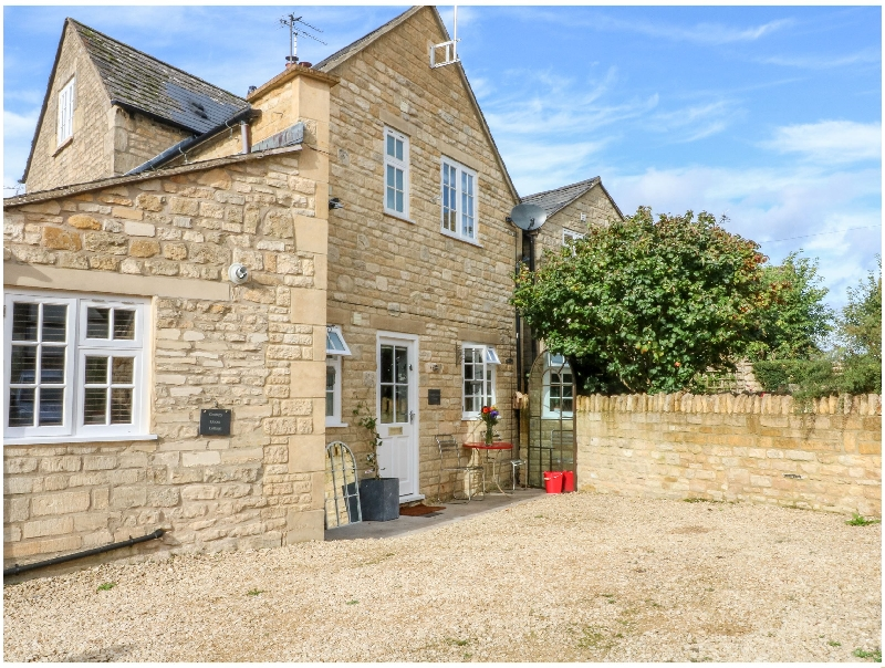 Grumpy Goose Cottage a british holiday cottage for 2 in ,
