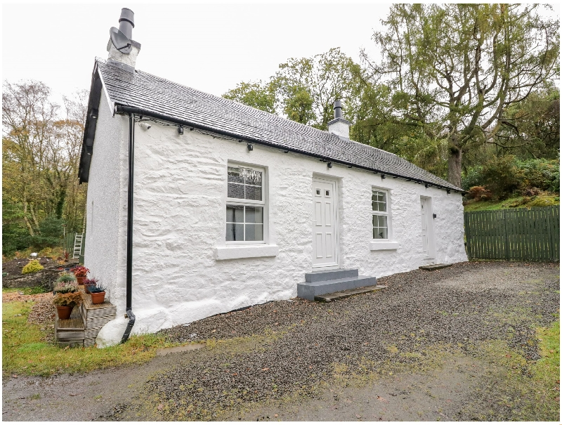 Heatherbank a british holiday cottage for 4 in ,