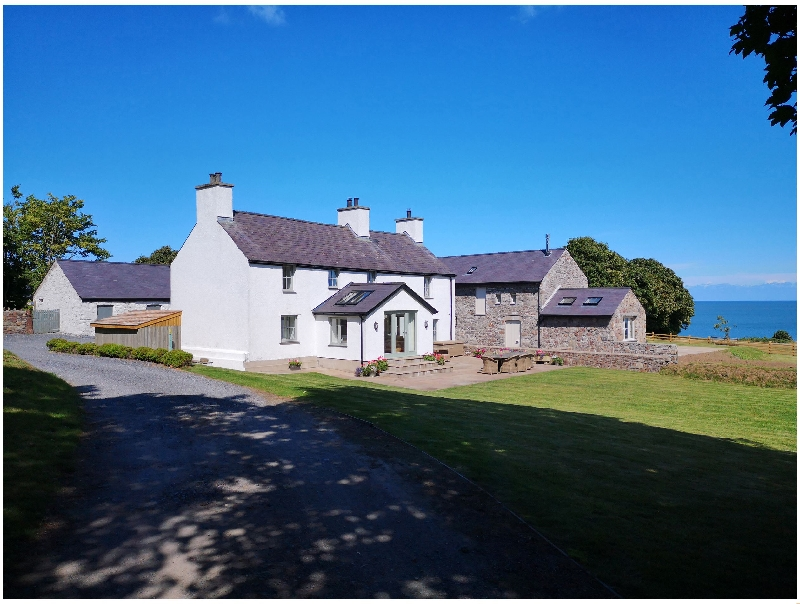 Penrhyn Barn a british holiday cottage for 6 in ,