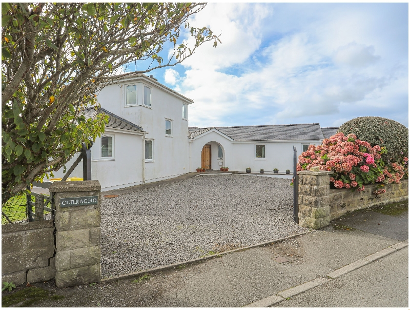 Curragho a british holiday cottage for 8 in ,