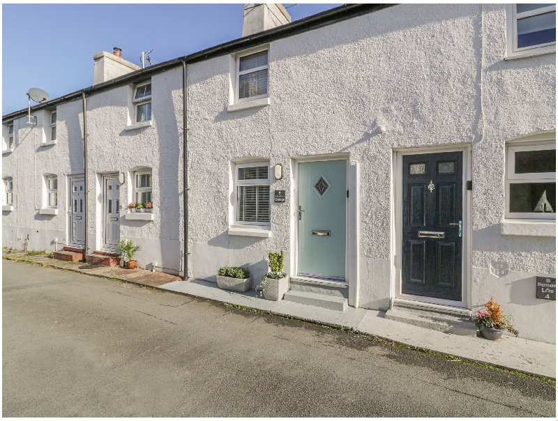 Kirrin Cottage a british holiday cottage for 2 in ,