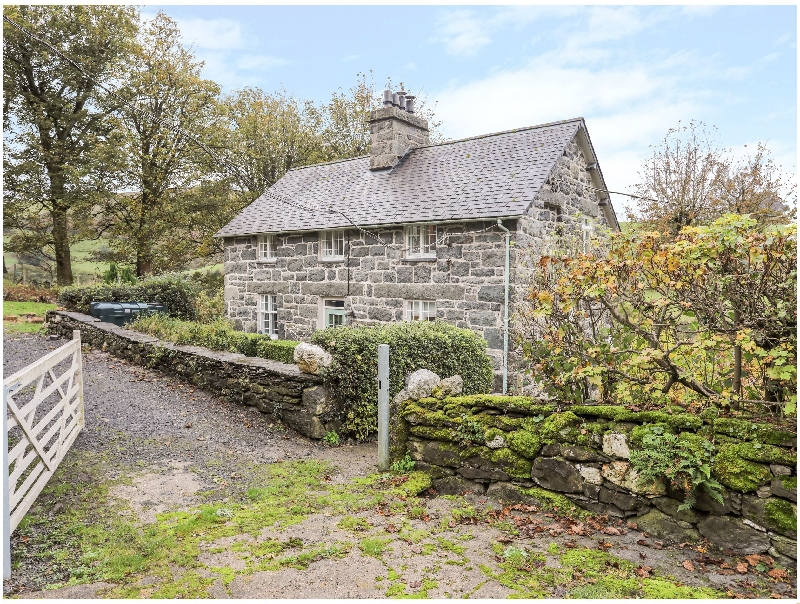 Rhyd y Bod Bach a british holiday cottage for 4 in ,