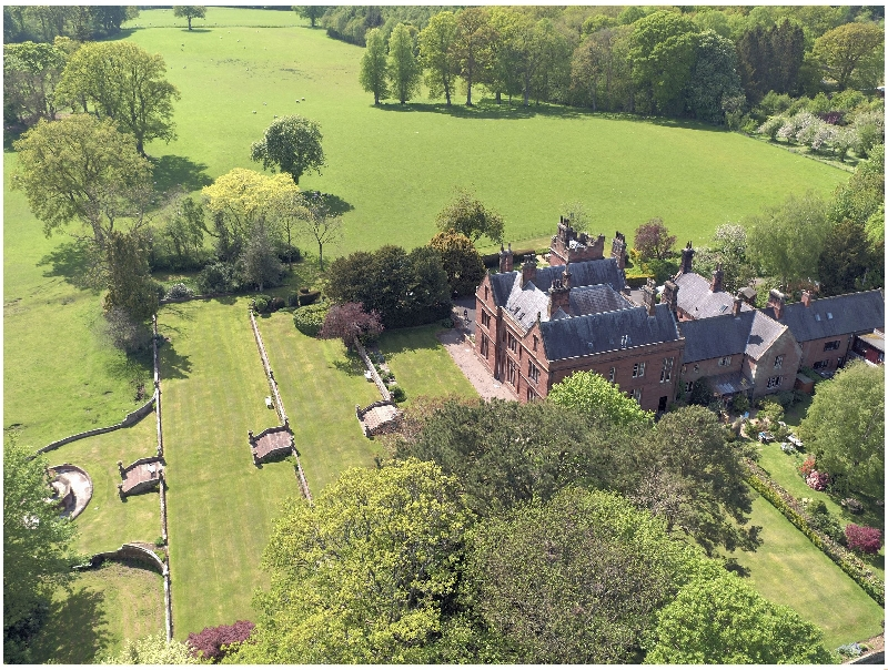 Click here for more about Staffield Hall
