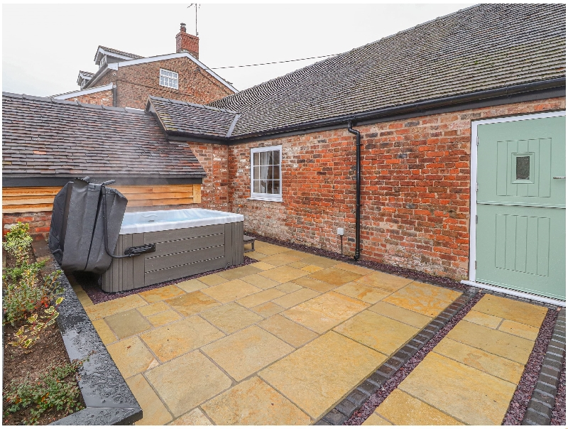 The Dairy a british holiday cottage for 2 in ,