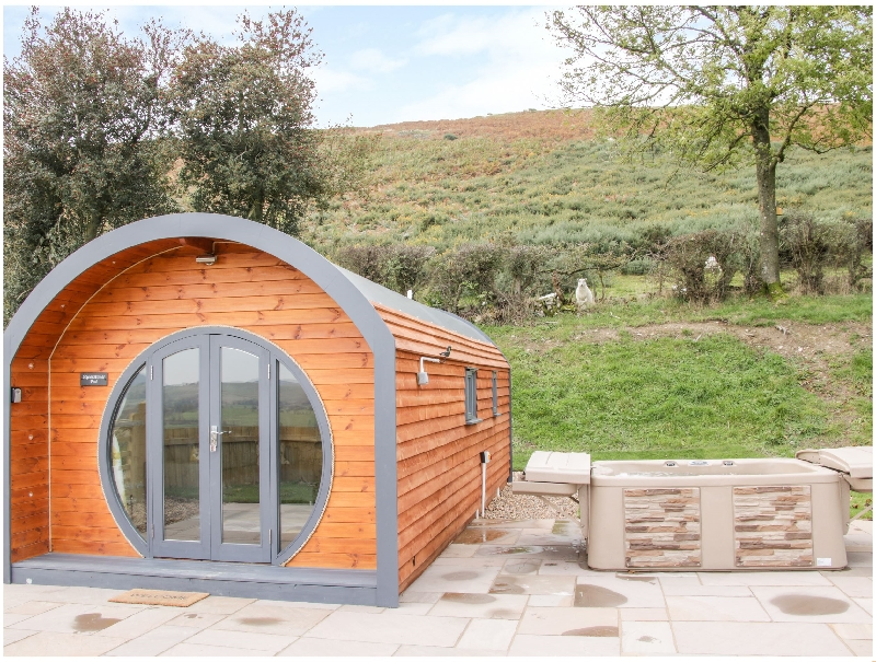 Stiperstones Pod a british holiday cottage for 2 in ,
