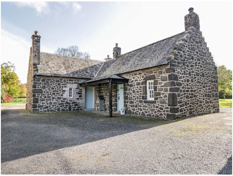 Marnoc Cottage a british holiday cottage for 4 in ,