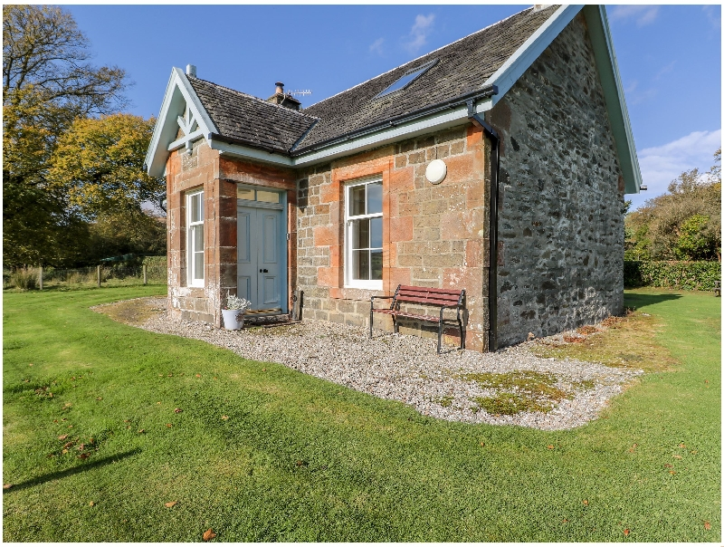 Colmac Cottage a british holiday cottage for 6 in ,