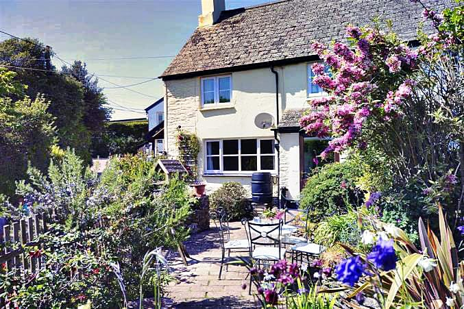 1 Rose Cottages a british holiday cottage for 5 in ,