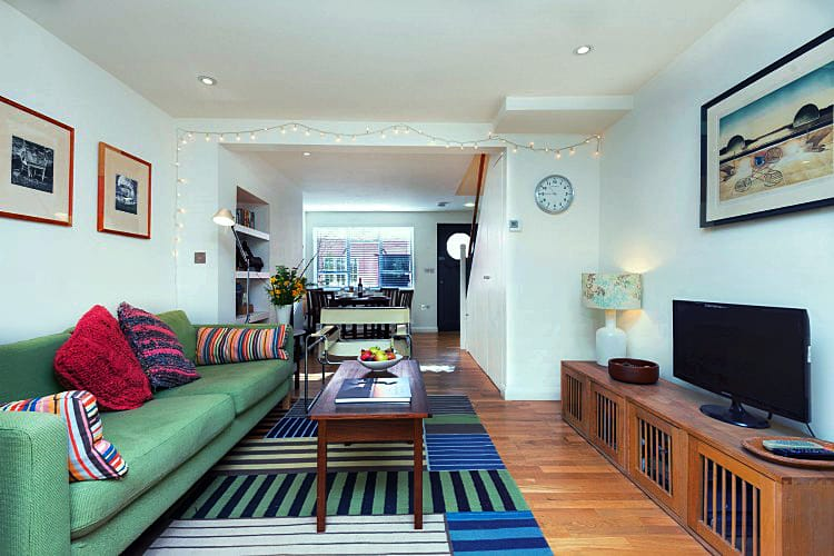 3 Sherborne Lane a british holiday cottage for 4 in ,
